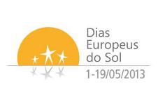 Dias Europeus do Sol no Eixo Urbano