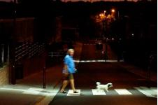 Vila Real - Iluminação eficiente nas passadeiras… maior segurança para peões e veículos