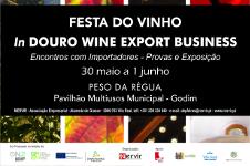 Arranca organização da 8ª edição da Festa do Vinho – In Douro Wine Export Business