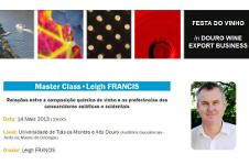 Master Class com Leigh Francis