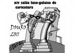 Cartaz Salão Luso-Galaico de Caricatura 2011