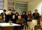 Salão Luso-Galaico de Caricatura 2013 - Peso da Régua - Workshop
