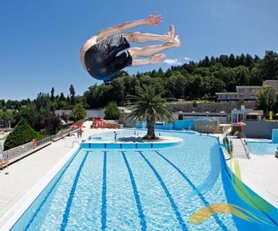 Ofrece piscinas municipales de lamego douro alliance for Piscina municipal pinto