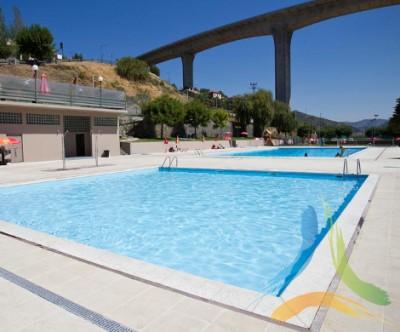 Ofertas mapa piscinas do clube de ca a e pesca do alto douro douro alliance eixo urbano do - Piscinas en alto ...