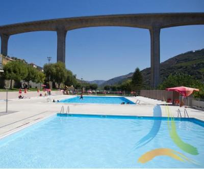 Ofertas piscinas do clube de ca a e pesca do alto douro for Ofertas de piscinas estructurales