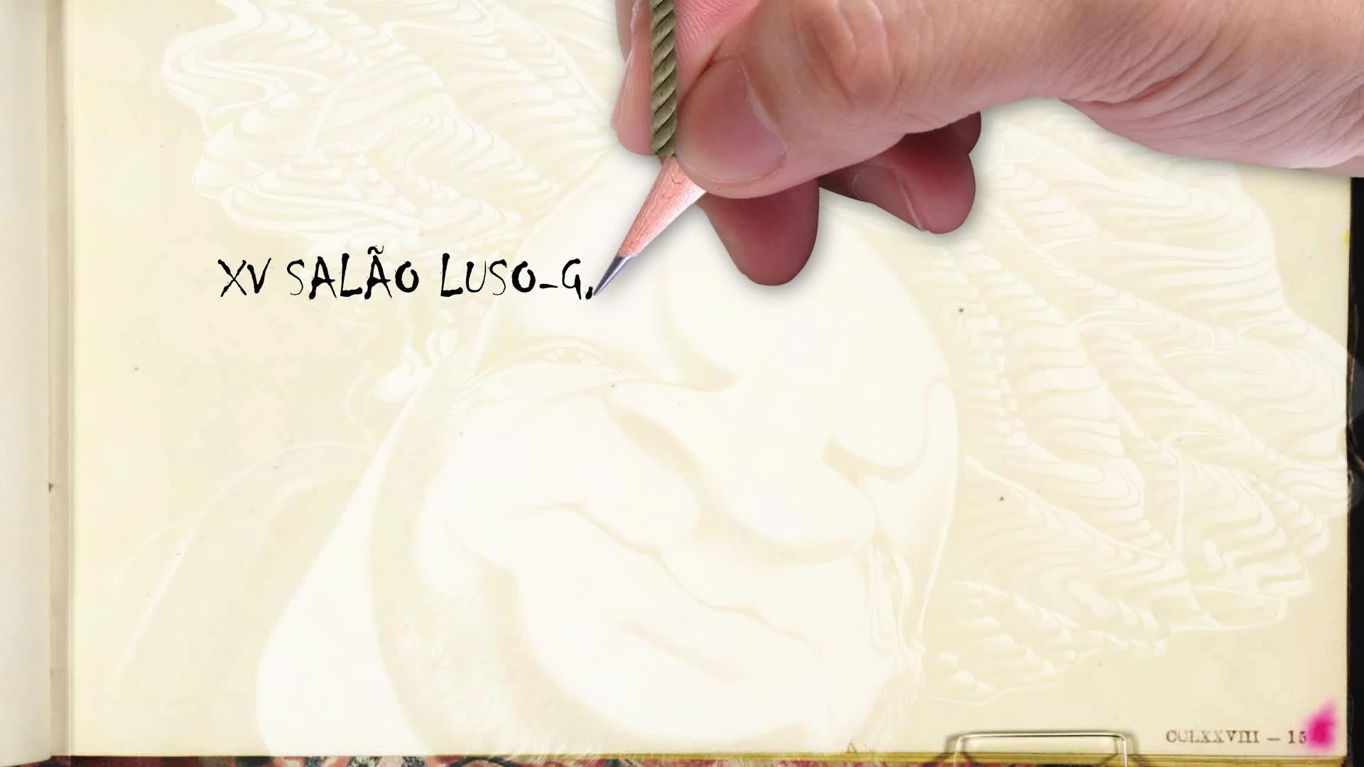Promo - Salão Luso-Galaico de Caricatura 2013